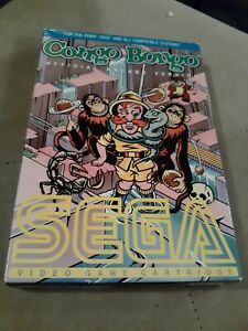 CONGO-BONGO-by-SEGA-for-ATARI-2600-CIB-FREE-SHIPPING