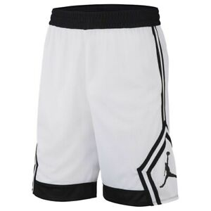 Nike-JORDAN-RISE-DIAMOND-SHORT-887438-100-Bianco-Nero-mod-887438-100