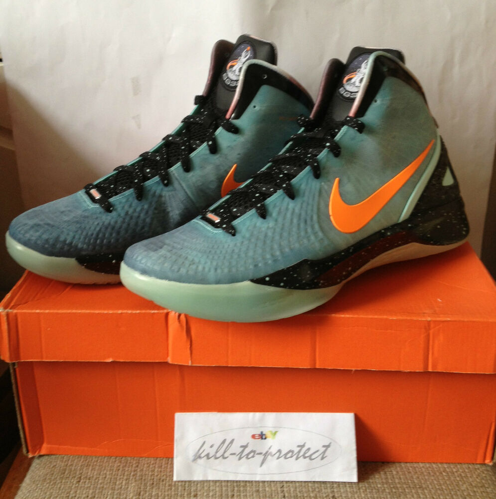 Nike zoom hyperdunk 2011 SPRM Galaxy nous 13 UK12 469776-301 legit blake griffin-