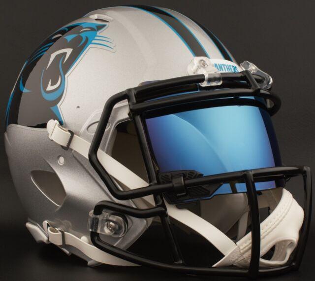 CAROLINA PANTHERS NFL Gameday REPLICA Football Helmet w ...