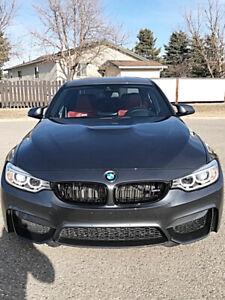 2015 BMW M3 F80
