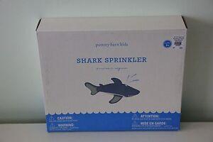 Pottery Barn Kids Shark Sprinkler Water Outdoors NIB SOLD ...