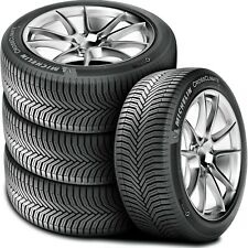 4 Michelin CrossClimate+ 195/65R15 95V XL True All Season! Summer + Winter Tires