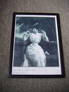 Vintage-Lillie-Langtry-Framed-Prints