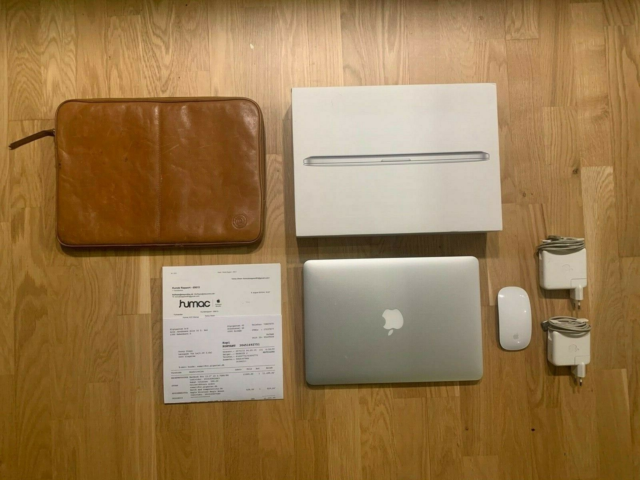 MacBook Pro, (Early 2015, Retina skærm) , 2,7 GHz Intel…