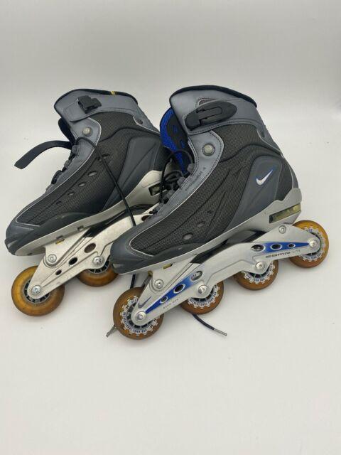 Rafflesia Arnoldi Elasticidad Insistir  Nike Air N-dorfin 3 Max Roller Blades Ladies Size 9 in Line Skates N Dorfin  3 for sale online | eBay