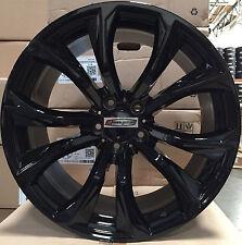 22 Wheels Fit BMW X5 X6 X5M X6M Black Staggered Rims BMW 451 Style 22x10/11