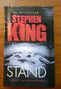 The-Stand-by-Stephen-King-2011-Turtleback-HC-edition-Complete-amp-Uncut