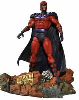 Diamond Select Toys Marvel Select: Magneto Action Figure , New, Free Shipping