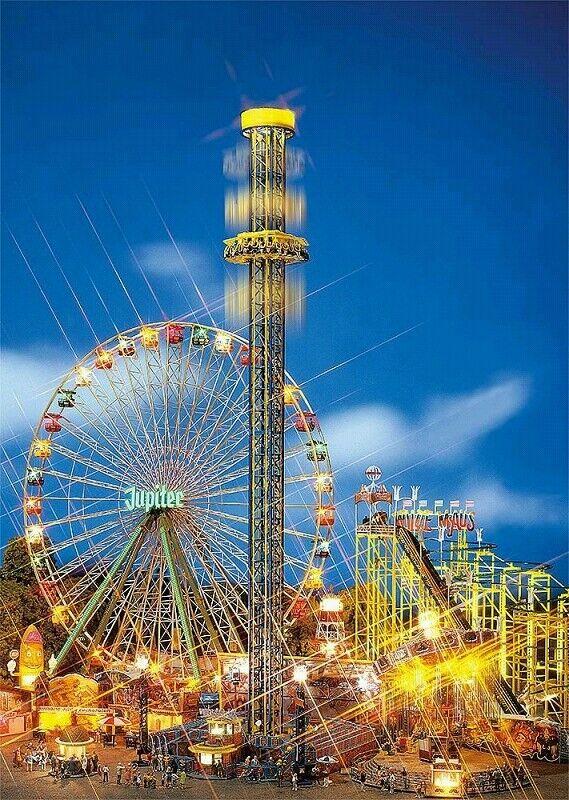 el mas reciente Torre de caída libre de de de paseo 140325 Faller  nuevo sádico