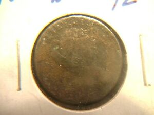 US 1800 Draped Bust 1/2 Cent