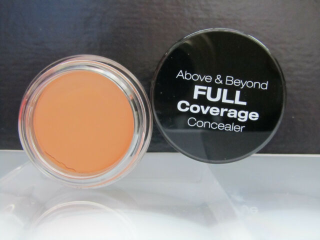 NYX Above & Beyond Full Coverage Concealer CJ06 Glow 0.21 oz. Brand New