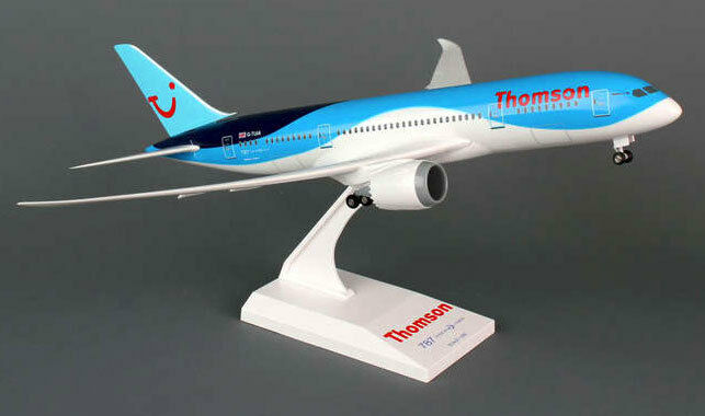 Thomson Airways Boeing 787-8 Dreamliner 1 200 skymarks skr706 b787 modèle