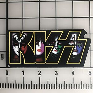 KISS-Logo-Large-5-034-Autocollant-Vinyle-Autocollant-Bogo