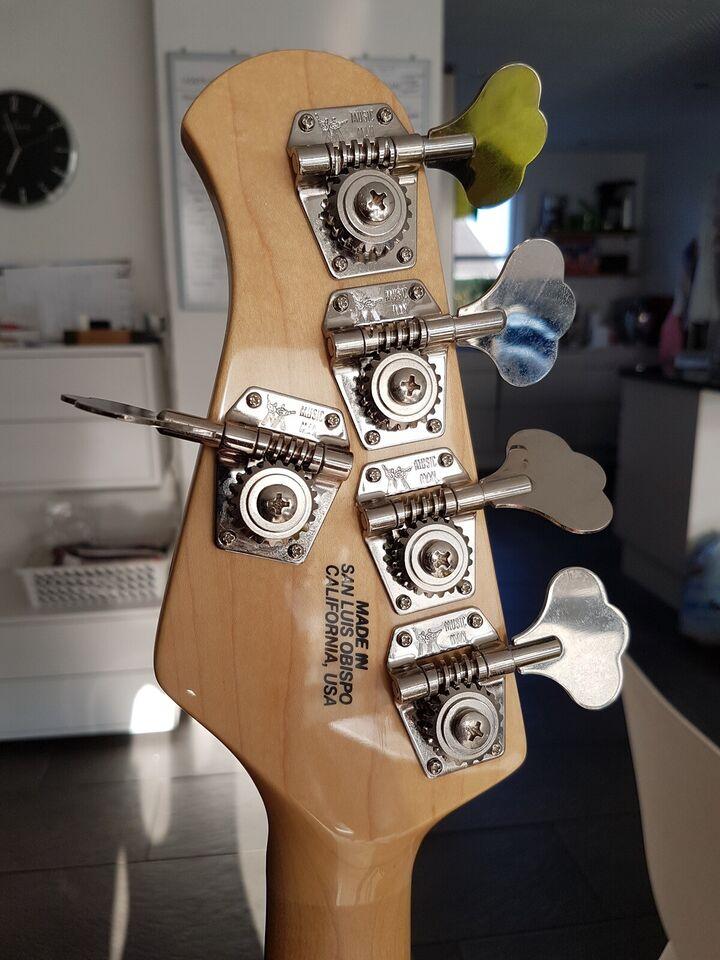 Elbas, Musicman Stingray