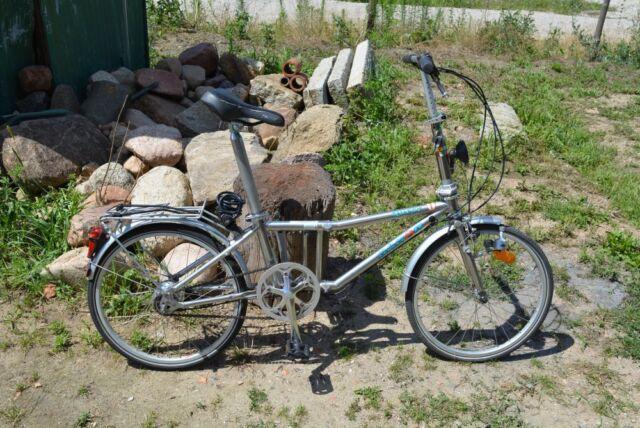 DAHON QUEST folding bike !! STAINLESS STEEL ! VGC !