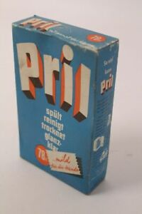 Pril-Pack-Detergent-Crockery-Cleaner-78-Pf-110-Size-Boxed-Unopened-Household