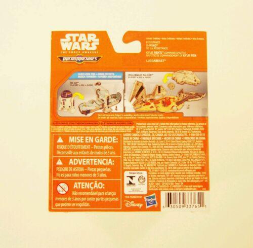 Hasbro Star Wars The Force Awakens Micro Machines 3pk Desert Invasion