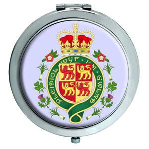 Walisischer Wappen Kompakter Spiegel