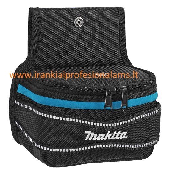 Makita Handwerker Kleinteiletasche Kleinteile Tasche P-71962 zip top tool Neu