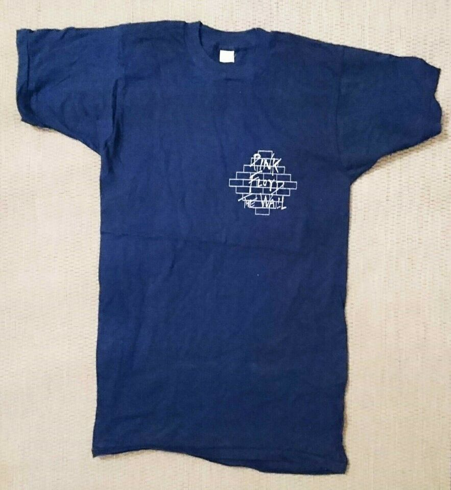 Andet, Pink Floyd The Wall Tour Originale T-shirts, 3 stk