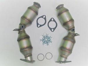 Direct-Fit 2008-2009 Infiniti G37 3.7L Front Driver Catalytic Converter FITS