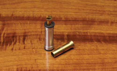 Fly Tying Tool NEW! Midge or Standard RENZETTI DOUBLE ENDER HAIR STACKER