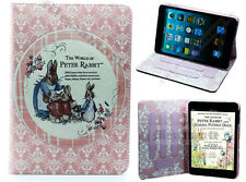 For Apple iPad Mini 1 2 3 Peter The Rabbit Fairy Tales Cartoon Anime Case Cover