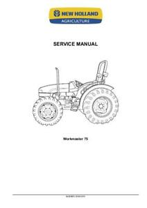 Details about NEW HOLLAND WORKMASTER 75 WORKMASTER 65 TRACTOR COMPLETE on new holland ts110, new holland tt60a, new holland tz22da, new holland t4.75, new holland tr86, new holland tv145, new holland tz18da, new holland tractors, new holland tl100 tratcor, new holland tv6070, new holland tz25, new holland tt75a, new holland grill guard, new holland vs john deere, new holland 451 mower, new holland tr85, new holland ts115a, new holland tn75,