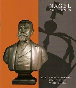 Nagel-Katalog-Spezial-Auktion-Koenigliches-Wuerttemberg-402-S-Preise-Gemaelde