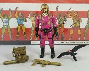 Original-1988-GI-JOE-VOLTAR-V1-figure-UNBROKEN-Complete-figure-ARAH-Cobra