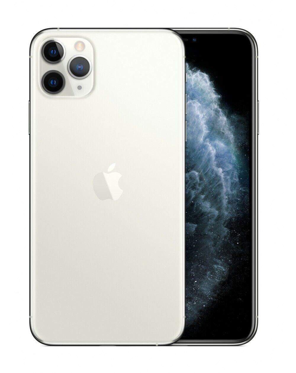 Smartphone Apple iPhone 11 Pro Max 64GB Silver Argento Garanzia 24 Mesi Nuovo