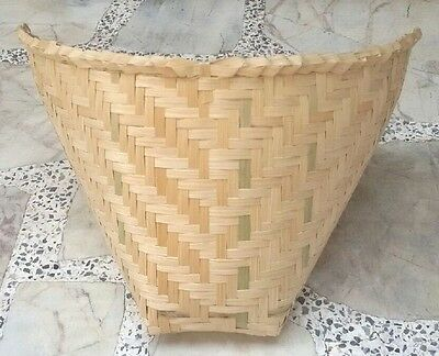 Sticky Rice Steamer Thai Lao  Bamboo Baskets Cookware Kitchen Tool