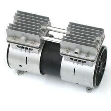 2018 Upgraded 1 Hp Noiseless Amp Oil Free Dental Air Compressor Motor 220v