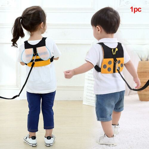 Handle Traction Rope Children Leash Wristband Walking Adjustable Belt Anti Lost