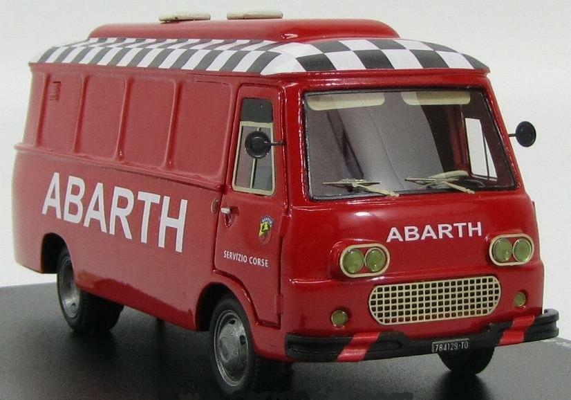 Kit Fiat 625 Furgone Assistenza corse Abarth 1968 - IV Model Factory