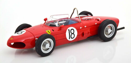1:18 CMR Ferrari 156 Sharknose GP France Ginther 1961