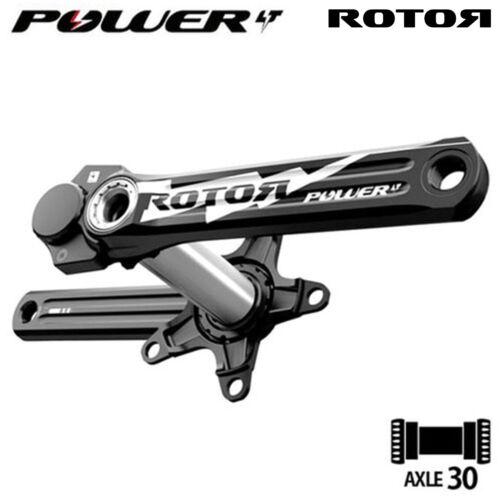 ROTOR POWERMETER POWER LT CRANKSET arm length 172mm 110BCD//130BCD Chainring