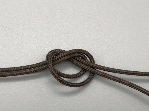 100/% Polyester Prestretched 30mtr x Brown 2mm Blinds Cord High Quality