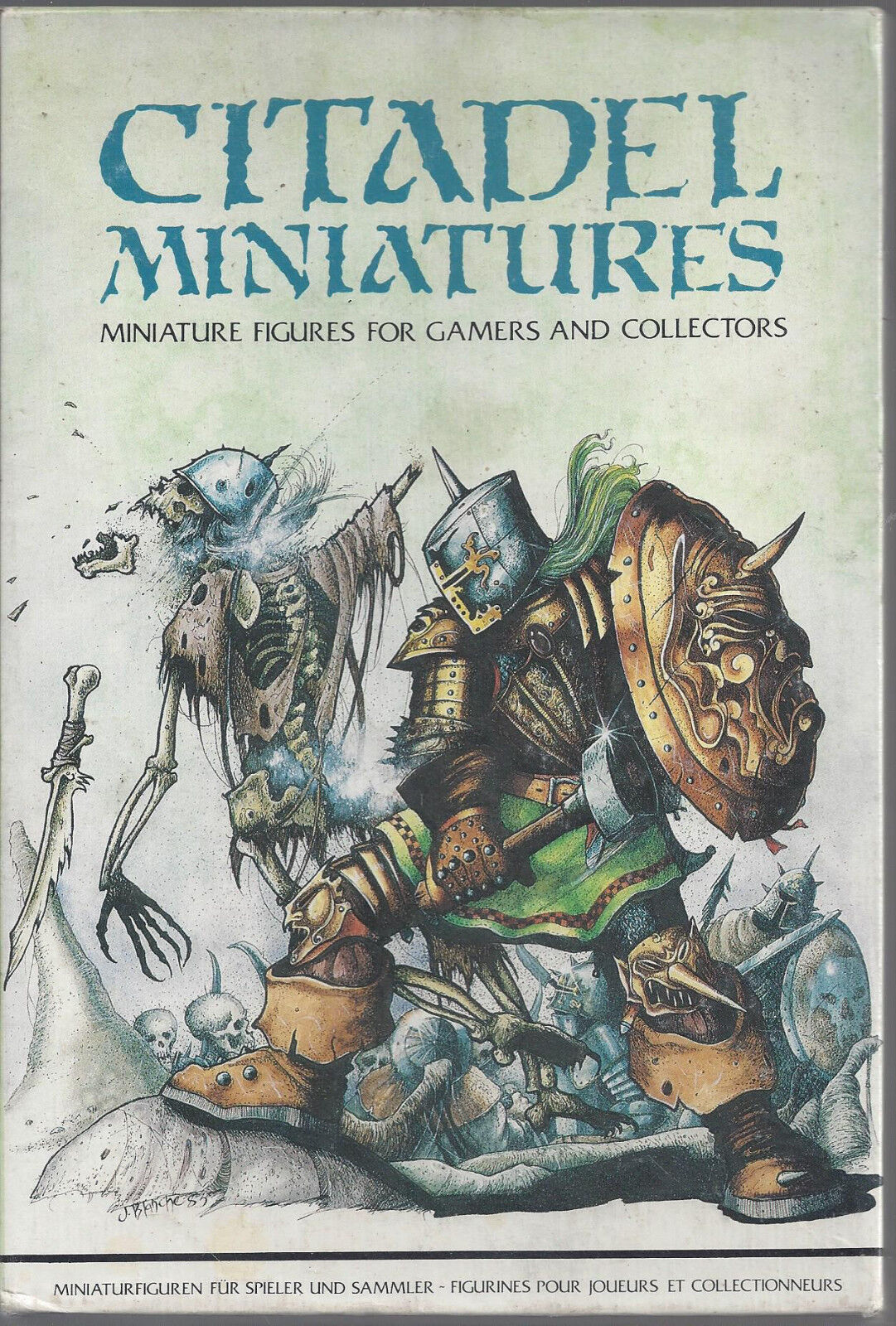 Citadel Miniatures Speciality Set Warrior Warrior Warrior Knights of Law Box & 10 minis & Adv 6ee2ad