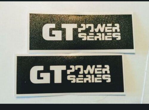 GT Power series crank restoration stencil set pro Performer Tour BMX Freestyle