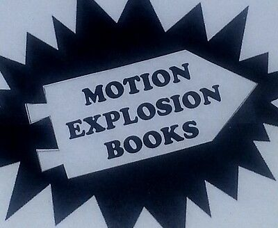 Motion Explosion Books