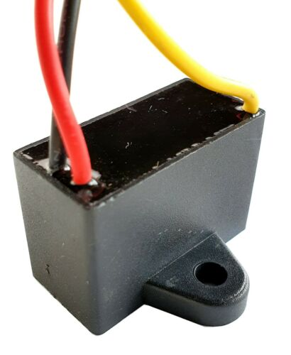 300V max-UKsellr ref:g979 CBB61 motor fan start capacitor BM 3 wire 1.4uF+2.8uF