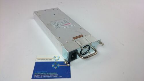 Brocade RPS14 Power Supplies for FCX POE Switches  QTY **Warranty**
