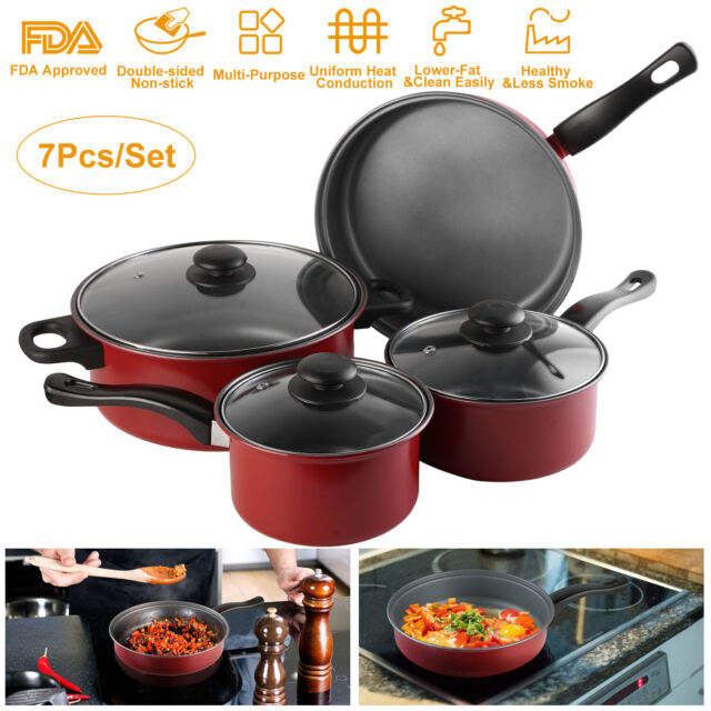 Granitestone 5 Piece Nonstick Cookware Set