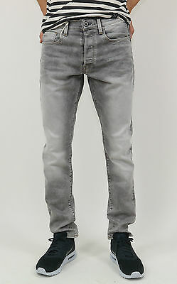 Größen grau Jeans +Neu+ versch G-Star 3301 Tapered LT Aged 51003.7607.424