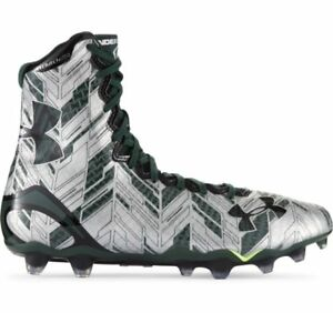 57049531633b new mens 12 under armour highlight MC molded lax/lacrosse cleats ...