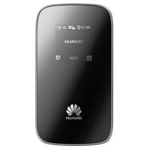 Details about HUAWEI e589 4G LTE 3G WLAN Mobile WiFi Wireless Hotspot  Router Modem Original