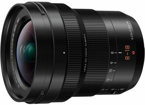 Panasonic Leica DG Vario-Elmarit 8-18mm f/2.8-4.0 ASPH Lens
