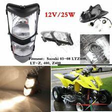 Suzuki LT-F400F Eiger 4x4 2002-2005 2006 2007 LED Headlight Bulb HID 35W White